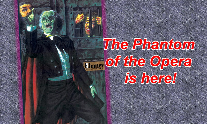 The Phantom of the Opera is available