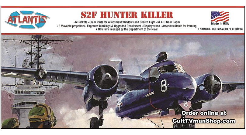 S2F Hunter Killer box cover