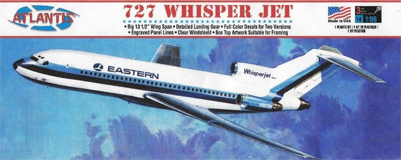 727 Whisper Jet from Atlantis