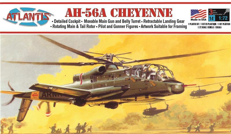 AH-56A Cheyenne