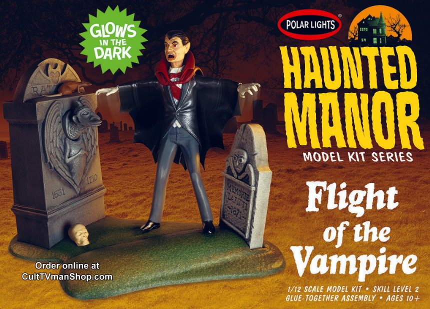 Flight of the Vampire